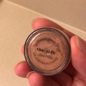 Bare minerals glimmer powder